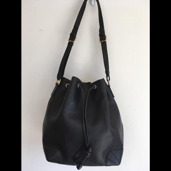 cb841040fd4c5b La Cage Handbags - La Cage thick pebble leather hobo Beautiful shape